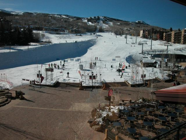 Snowmass Base Village View