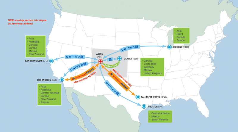 <p>Denver International Airport (DIA) is proud to be the gateway to Denver,  Colorado, and the Rocky Mountain West. Although DIA is one of the busiest  ...