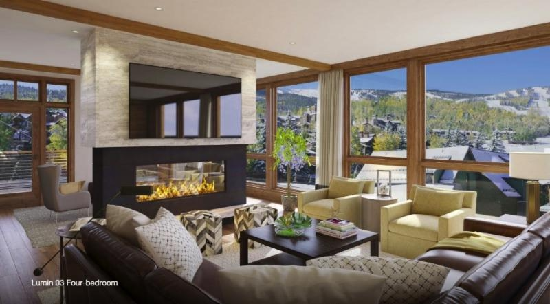 Lumin Snowmass Base Village residences for sale
