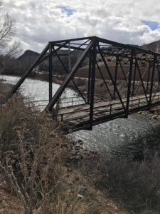 Iron Bridge river lot for sale
